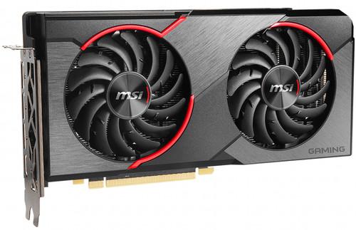 MSI Radeon RX 5500 XT GAMING X 8G Main Image