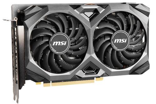 MSI Radeon RX 5500 XT MECH 8G OC Main Image