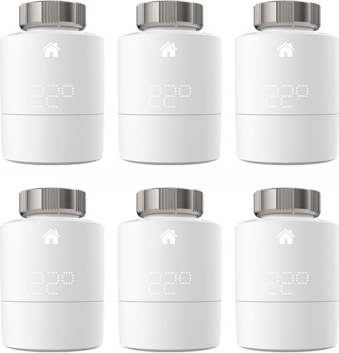 Tado Slimme Radiator Thermostaat 6-Pack Main Image