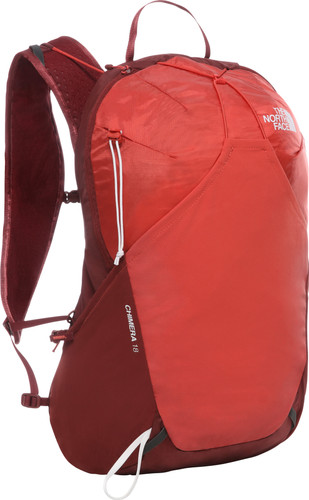 The North Face Womens Chimera 24L Barolo Red/Sunbaked Red Main Image