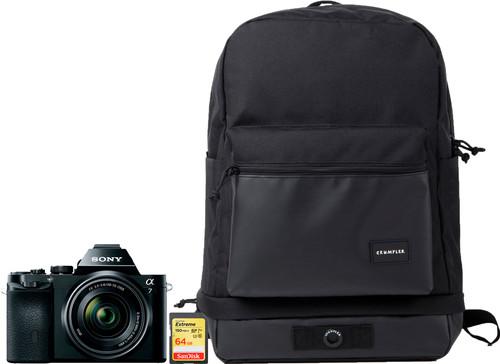 Starterskit - Sony A7 + 28-70mm + Tas + 64GB Geheugenkaart Main Image
