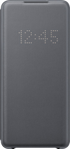 Samsung Galaxy S20 Plus Led View Book Case Grijs Main Image