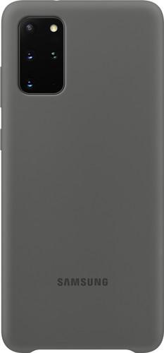 Samsung Galaxy S20 Plus Silicone Back Cover Grijs Main Image