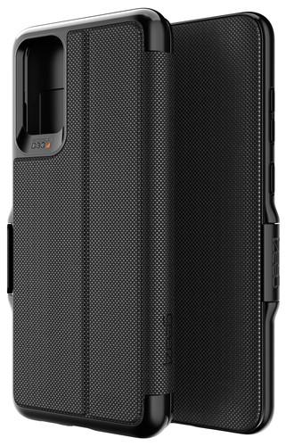 GEAR4 Oxford Eco Samsung Galaxy S20 Plus Book Case Noir Main Image