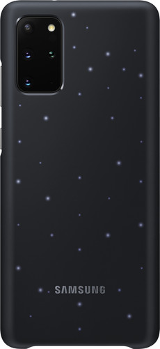 Samsung Galaxy S20 Plus Led Back Cover Zwart Main Image