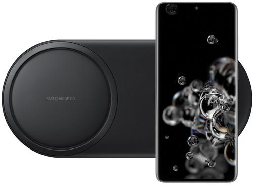 Samsung Galaxy S20 Ultra 128 Go Gris 5G + Chargeur Sans fil