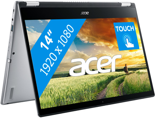 Acer Spin 3 SP314-54N-58HA AZERTY Main Image