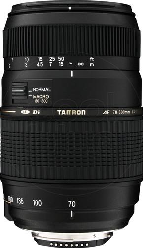 Tamron AF-D 70-300mm f/4.0-5.6 Di LD Nikon Main Image