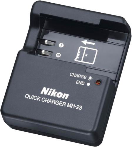 Nikon MH-23 Chargeur de batterie Main Image