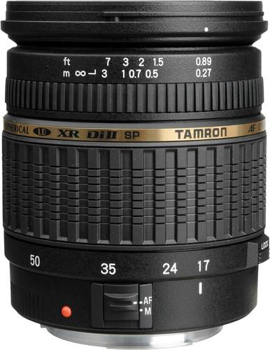 Tamron EF-S 17-50mm f/2.8 XR Di II LD ASP Canon Main Image