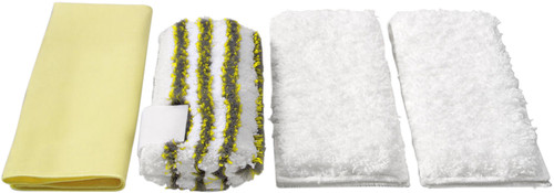 Karcher Microfibre Cloth set Bathroom Main Image