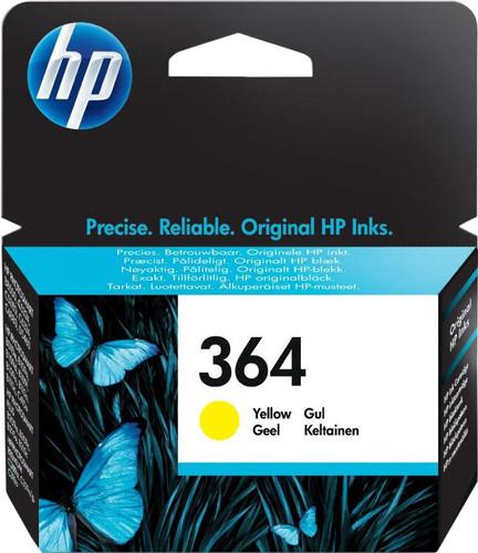 HP 364 Cartouche Jaune (CB320EE) Main Image