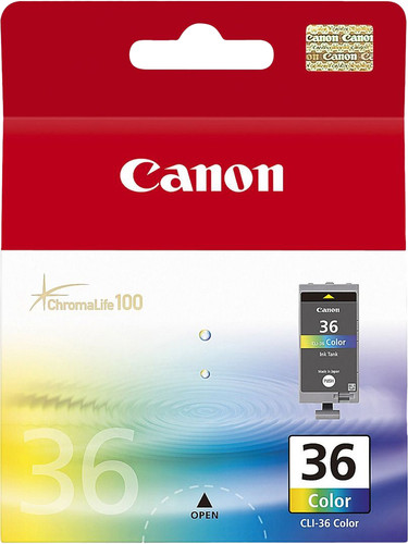 Canon CLI-36 Cartouche Couleur Main Image