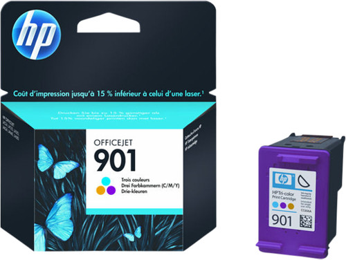 HP 901 Combo Pack 3 couleurs (CC656AE) Main Image
