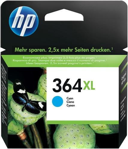 HP 364XL Cartridge Cyaan Main Image