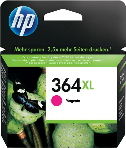 HP 364XL Cartridge Magenta Main Image