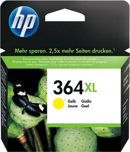 HP 364XL Cartridge Geel Main Image