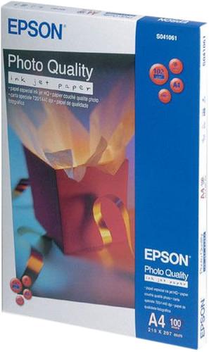 Epson Papier photo Mat 100 Feuilles A4 (102 g/m2) Main Image