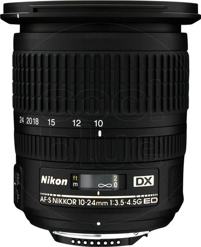 Nikon AF-S 10-24mm f/3.5-4.5G ED DX Main Image