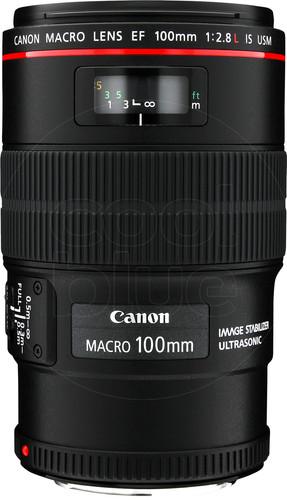Canon EF 100mm f/2.8L Macro IS USM Main Image