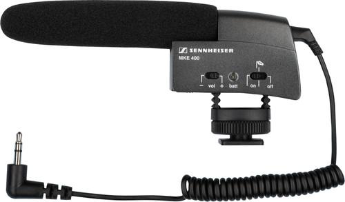 Sennheiser MKE 400 Microphone Main Image