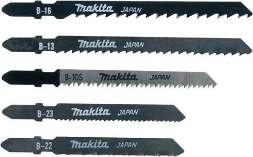 Makita Set de lames pour scie sauteuse A-86898 (5x) Main Image