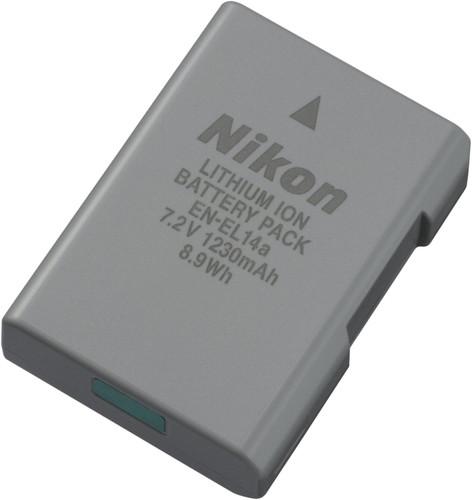 Nikon EN-EL14a Main Image