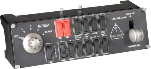 Saitek Flight Simulation Pro Flight Switch Panel  PC Main Image