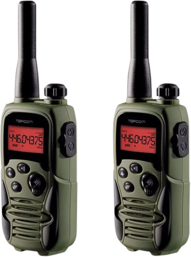 Topcom Twintalker 9500 Airsoft Edition Main Image
