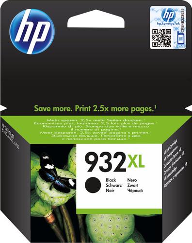 HP 932XL Officejet Cartouche d'encre Noire (CN053AE) Main Image