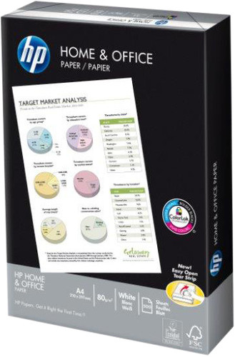 HP Home & Office Papier 500 vel (A4) Main Image