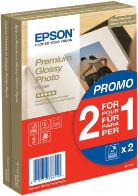 Epson Premium Glossy Fotopapier 80 vel (10 x 15) Main Image