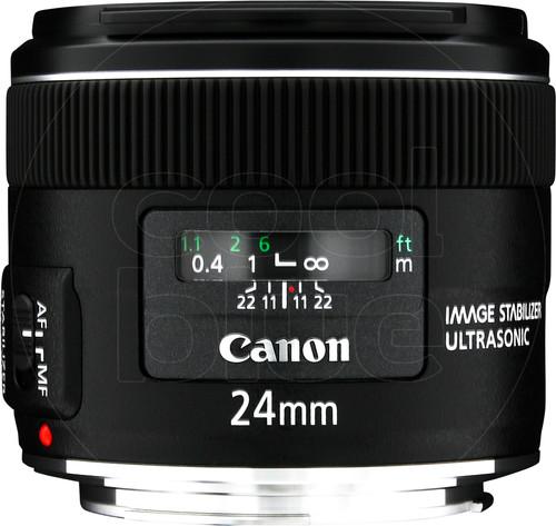 Canon EF 24 mm f/2,8 IS USM Main Image