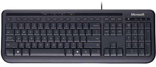 Microsoft Wired Keyboard 600 Azerty Main Image