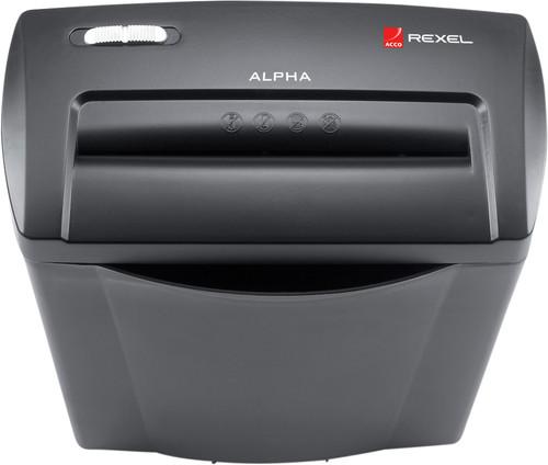 Rexel Alpha CC Main Image