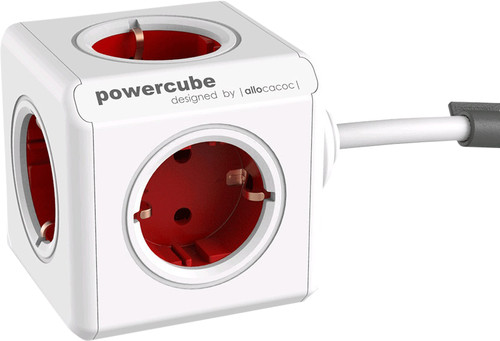 PowerCube Extended Red Main Image