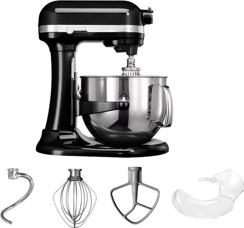 KitchenAid Artisan Mixer 5KSM7580XEOB Bowl-Lift Onyx Zwart Main Image
