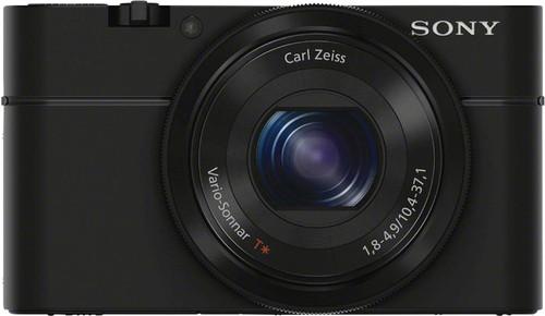 Sony CyberShot DSC-RX100 Noir Main Image