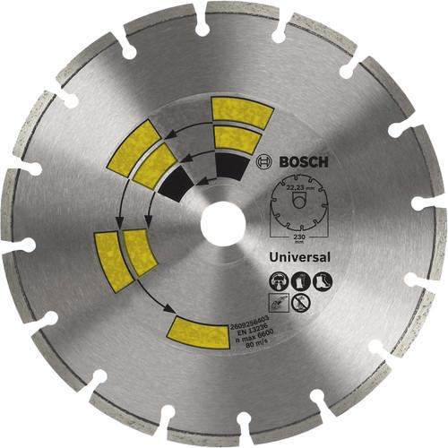 Bosch Disque diamant Universel 230 mm Main Image