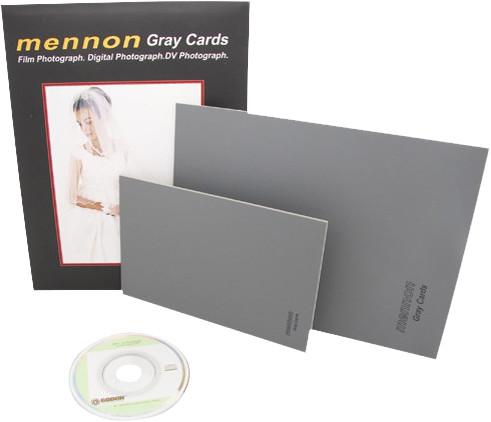 Falcon Eyes Chartes de gris 1x A5, 1x 10 x 15 + CD d'instruction Main Image
