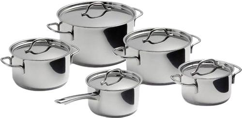 BK Profiline Batterie de cuisine 5 pièces Main Image