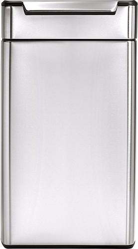 Simplehuman Rectangular Touch Bar 40 Liter Main Image