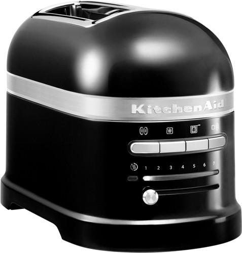 KitchenAid Artisan Broodrooster Onyx Zwart 2-slots Main Image