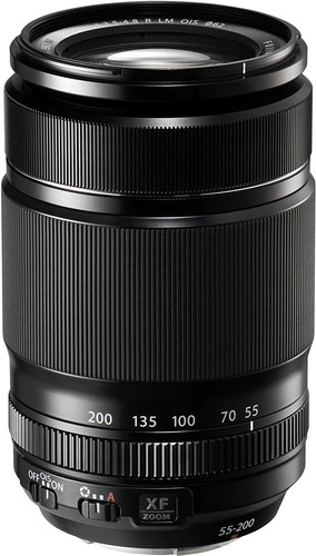 Fujifilm XF 55-200 mm f/3,5-4,8 R LM OIS Main Image