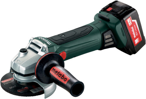 Metabo W 18 LTX 125 Quick Main Image
