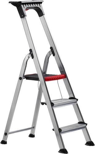 Altrex Double Decker Household Ladder 3 steps Main Image