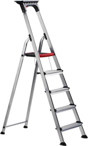 Altrex Double Decker Household Ladder 5 steps Main Image