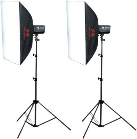 Falcon Eyes Studio flash set SSK-2250D Main Image