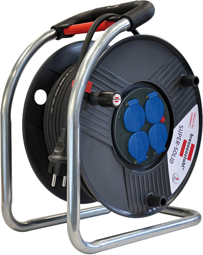 Brennenstuhl Super-Solid 40m (2.5mm cable) Cable reel Main Image