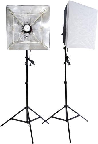 Falcon Eyes Daylight Lamp Set LH-ESB5050K2 Main Image